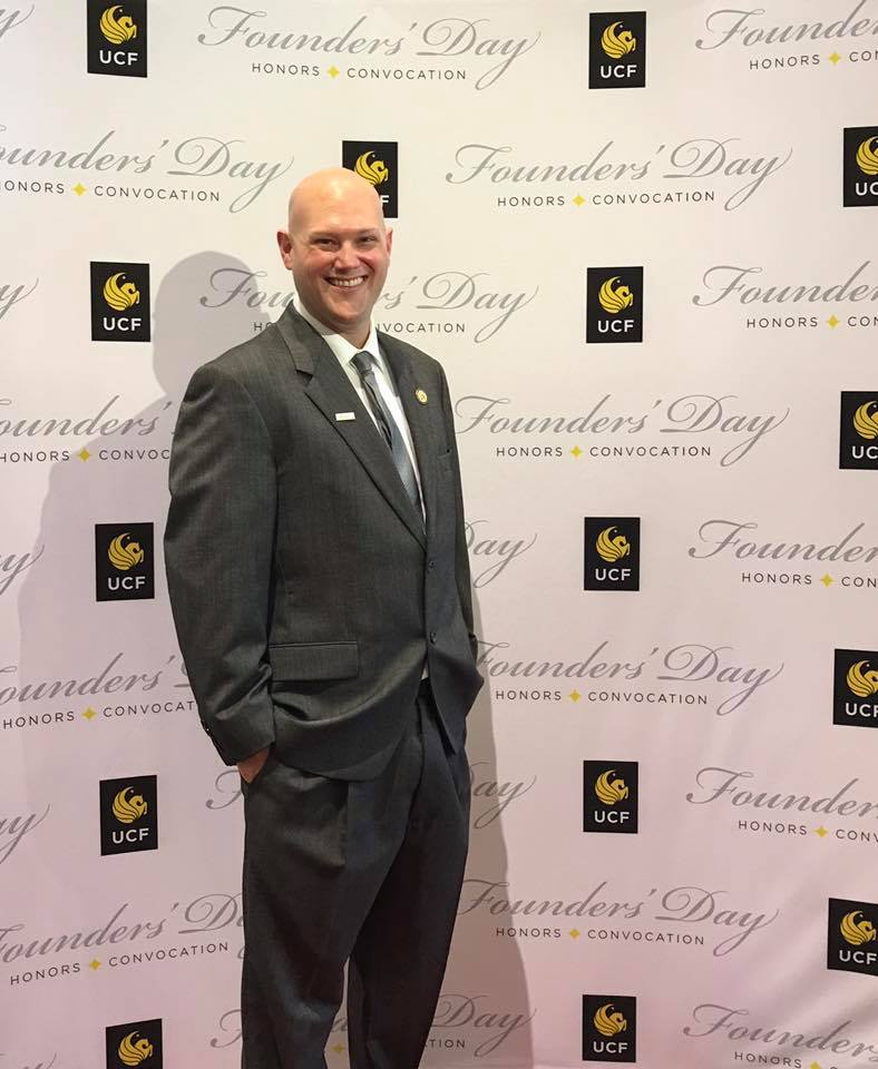 Ucf College Of Nursing >> Dr Blackwell Wins The 2017 Ucf College Of Nursing Award For